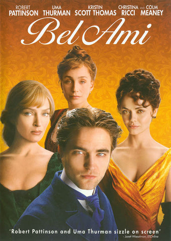 Bel Ami DVD Movie
