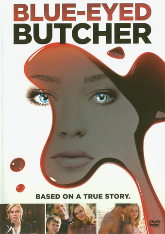 Blue-Eyed Butcher DVD Movie