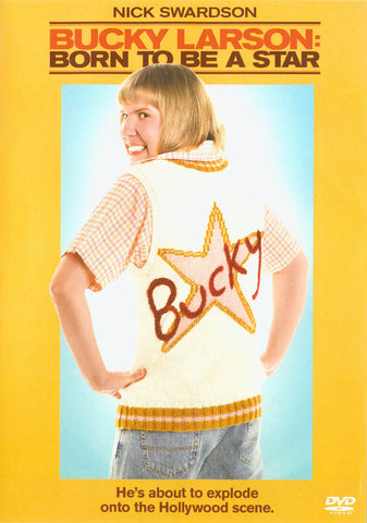 Bucky Larson: Born to Be a Star DVD Movie