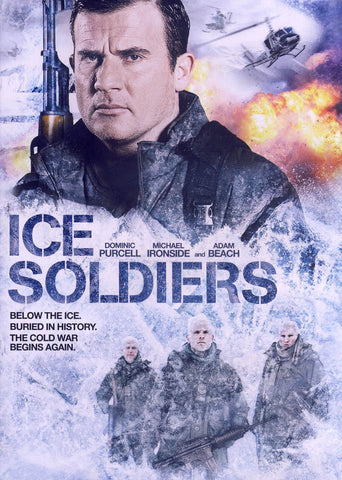 Ice Soldiers DVD Movie