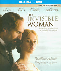 The Invisible Woman (Blu-ray + DVD) (Blu-ray)