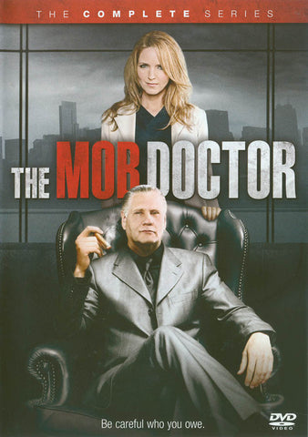 The Mob Doctor - The Complete Series DVD Movie