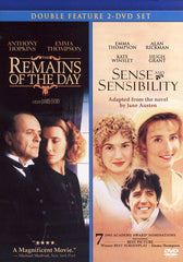 The Remains of the Day / Sense & Sensibility (Double Feature)