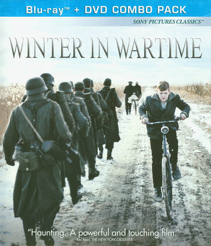 Winter in Wartime (DVD+Blu-ray) (Blu-ray) BLU-RAY Movie