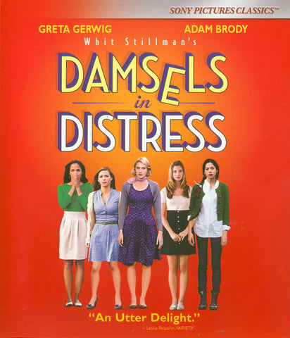 Damsels in Distress (Blu-ray) BLU-RAY Movie