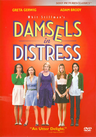 Damsels in Distress DVD Movie