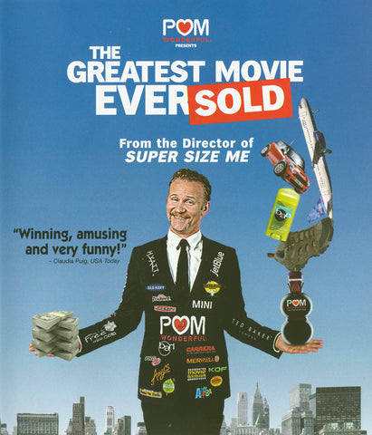 The Greatest Movie Ever Sold (Blu-ray) BLU-RAY Movie