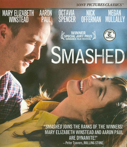Smashed (Blu-ray) BLU-RAY Movie