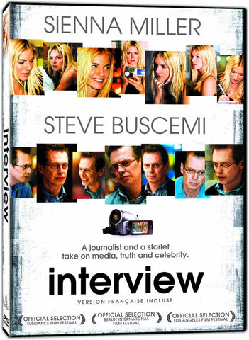 Interview (Bilingual) DVD Movie