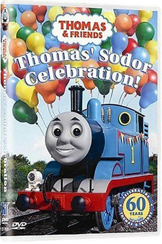 Thomas and Friends - Thomas' Sodor Celebration DVD Movie