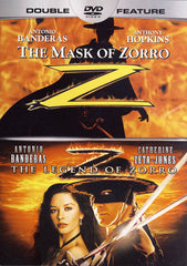 The Mask of Zorro / The Legend of Zorro (Double Feature) (Grey Spine)
