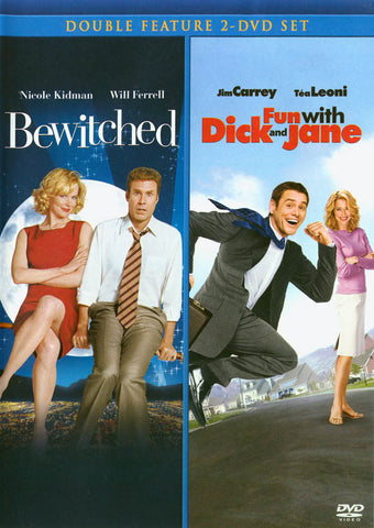 Bewitched / Fun with Dick and Jane (Double Feature) DVD Movie