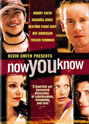 Now You Know DVD Movie
