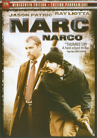 Narc (Widescreen) (Bilingual) DVD Movie