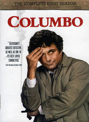 Columbo - The Complete First Season (Keepcase) (Boxset)