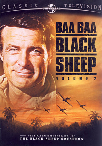 Baa Baa Black Sheep - Volume 2 (Boxset) DVD Movie