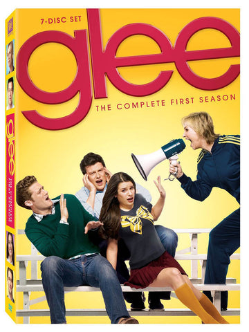 Glee - The Complete first Season (Boxset) DVD Movie