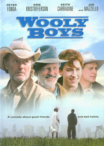 Wooly Boys DVD Movie