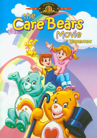 The Care Bears Movie (Bilingual) DVD Movie
