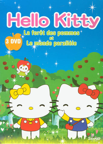Hello Kitty - Coffret (Volume 4 -6) (Boxset) DVD Movie