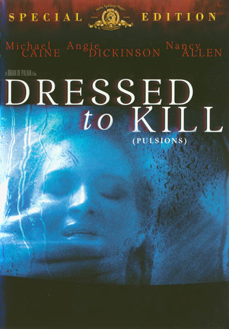 Dressed to Kill (Special Edition) (MGM) (Bilingual) DVD Movie