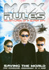 Max Rules - Adventures Of Super Spy (White Cover) DVD Movie