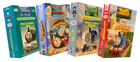 Thomas and Friends Movie & Train Set Collection # 8 (Boxset) DVD Movie