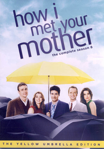How I Met Your Mother - The Complete Season 8 - The Yellow Umbrella Edition (Boxset) DVD Movie