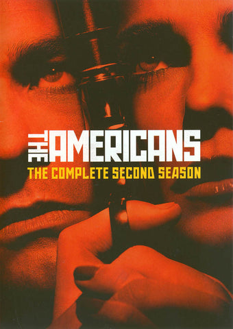The Americans - Season 2 (Boxset) DVD Movie