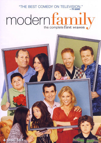 Modern Family - The Complete First Season DVD Movie