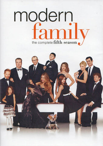 Modern Family - The Complete Fifth Season DVD Movie