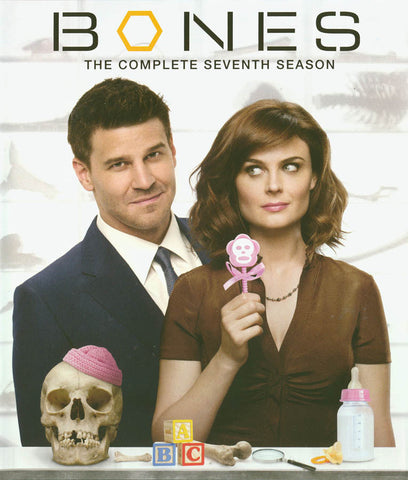 Bones - The Complete Seventh (7) Season (Blu-ray) BLU-RAY Movie