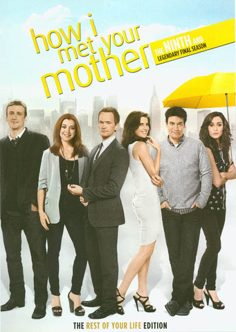 How I Met Your Mother - The Complete Season 9 (The Rest of Your Life Edition) DVD Movie