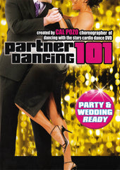 Partner Dancing 101 - Party and Wedding Ready