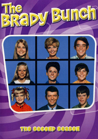 The Brady Bunch - The Complete Second Season (Boxset) DVD Movie