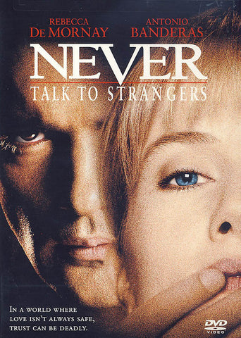 Never Talk To Strangers DVD Movie