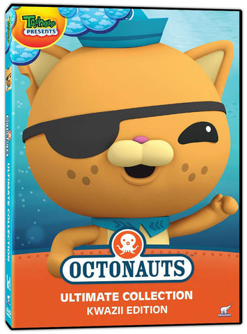 Octonauts - Ultimate Collection - Kwazii Edition DVD Movie