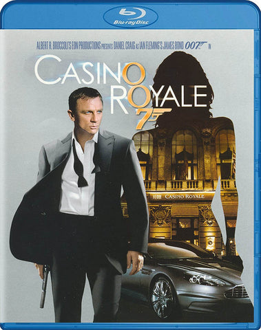 Casino Royale (Blu-ray) (James Bond) BLU-RAY Movie