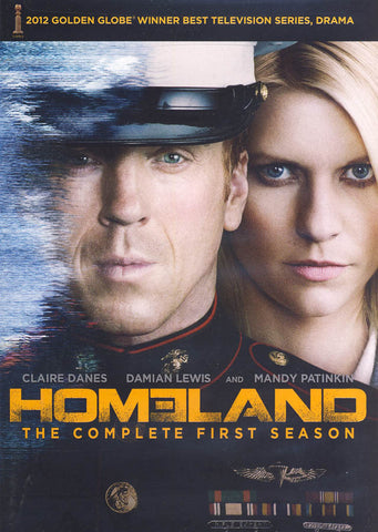 Homeland - The Complete First Season DVD Movie