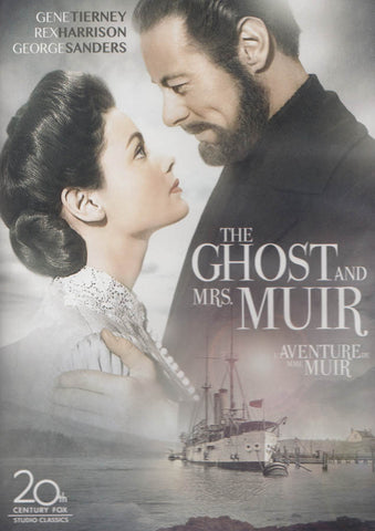 The Ghost and Mrs. Muir (Bilingual) DVD Movie