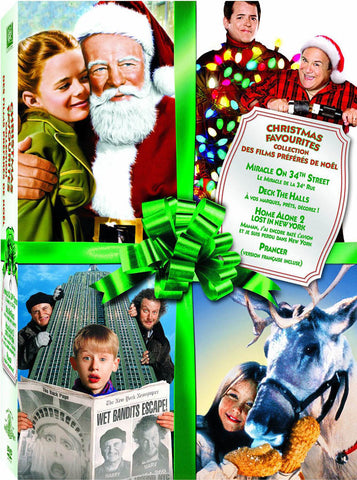 Christmas Favorites Collection (Bilingual) (Boxset) DVD Movie