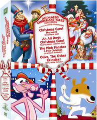 Animated Christmas Tales (Bilingual) (Boxset)