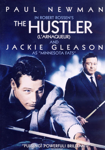 The Hustler (Bilingual) DVD Movie