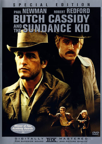 Butch Cassidy and the Sundance Kid (Special Edition) DVD Movie