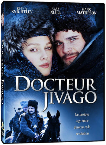 Docteur Jivago DVD Movie