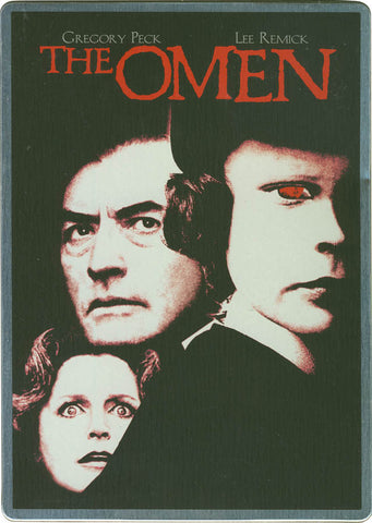 The Omen (Collector's Edition Steelbook) DVD Movie