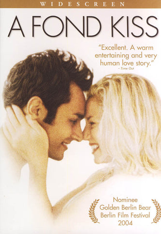 A Fond Kiss (LG) DVD Movie