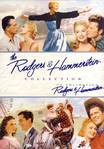 Rodgers and Hammerstein Collection (Boxset) (Bilingual) DVD Movie