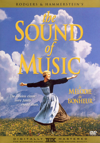 The Sound of Music (Single Disc Widescreen Edition) (Bilingual) DVD Movie
