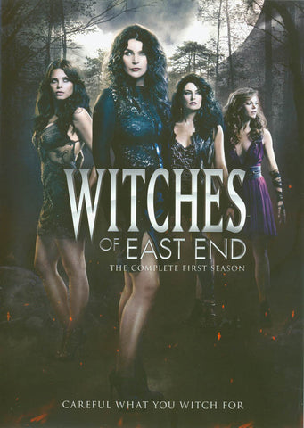 Witches of East End - Season 1 (Boxset) DVD Movie